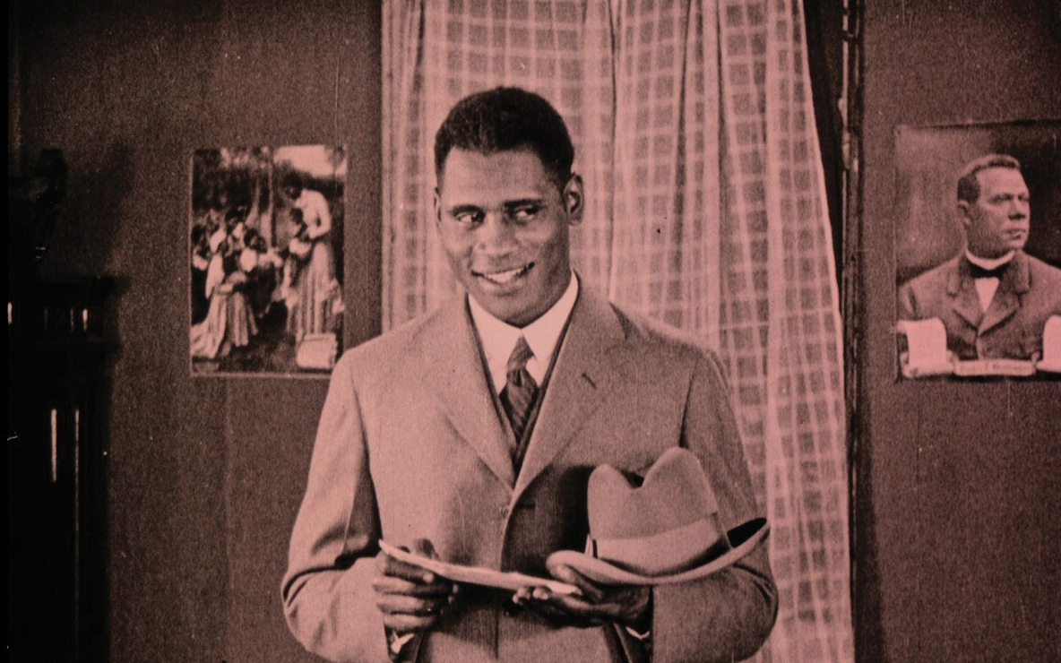 *Body and Soul.* 1925. USA. Directed by Oscar Micheaux. Courtesy Kino Lorber