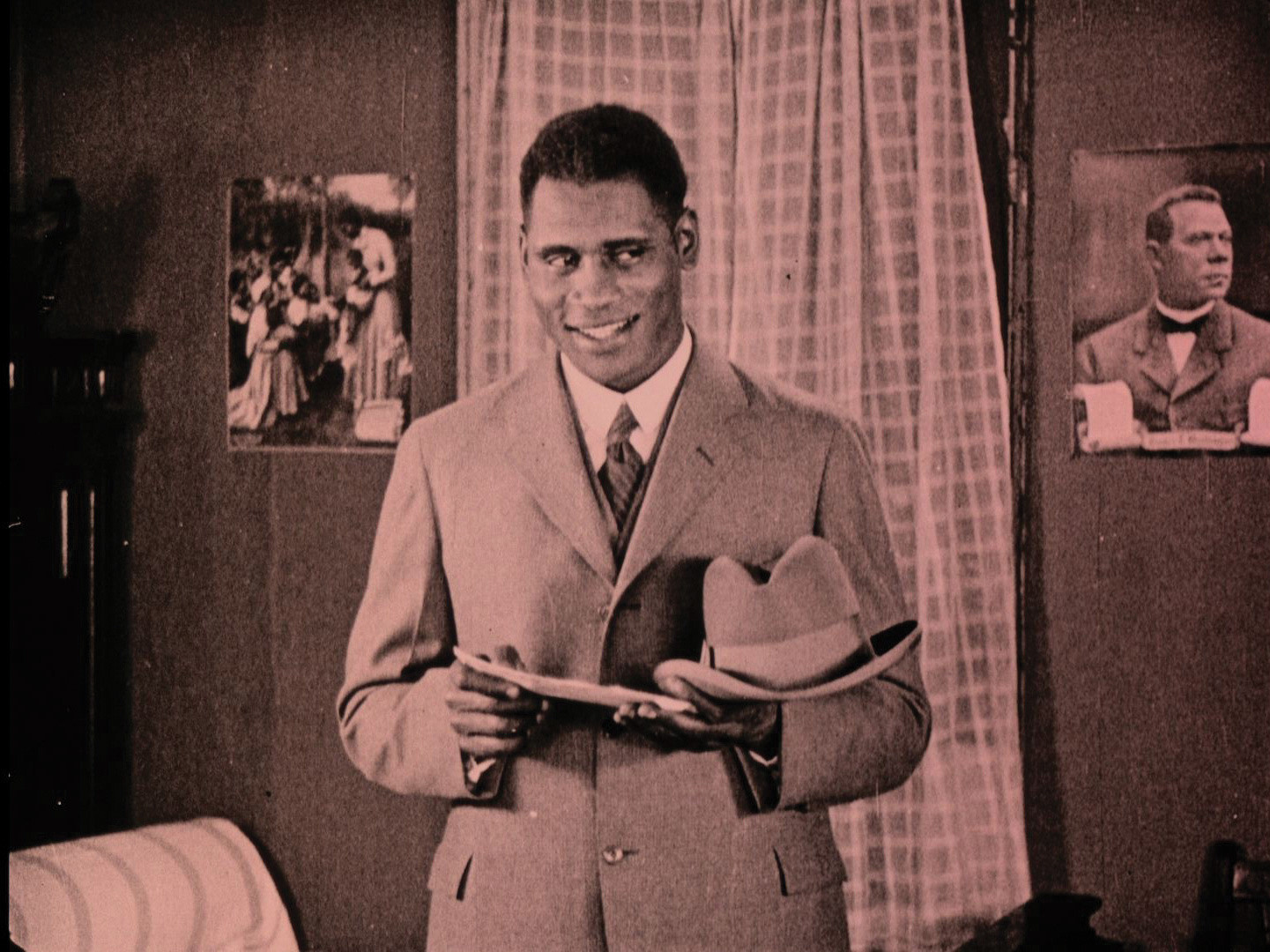 Body and Soul. 1925. USA. Directed by Oscar Micheaux. Courtesy Kino Lorber