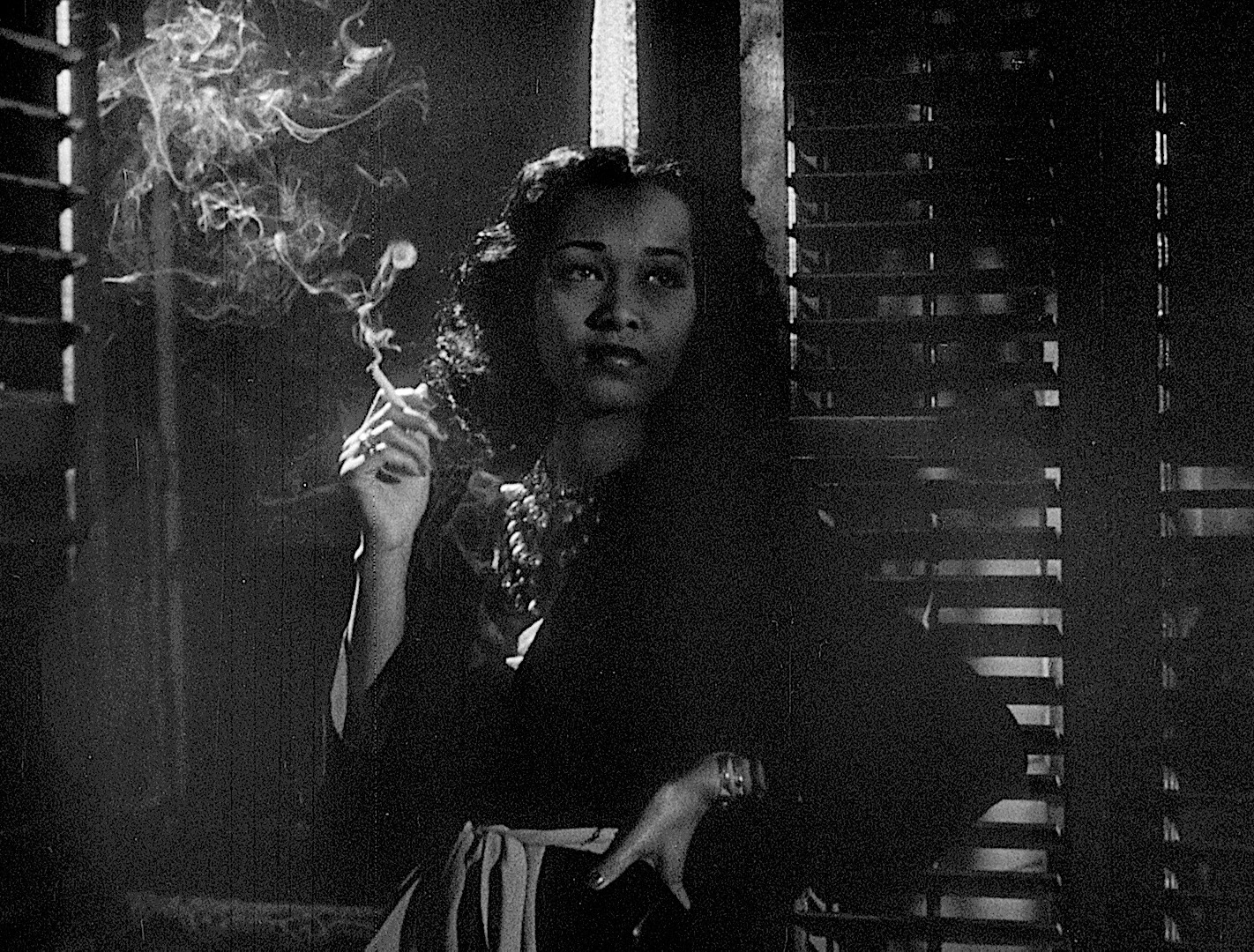 Dirty Gertie from Harlem U.S.A. 1946. USA. Directed by Oscar Micheaux. Courtesy Kino Lorber