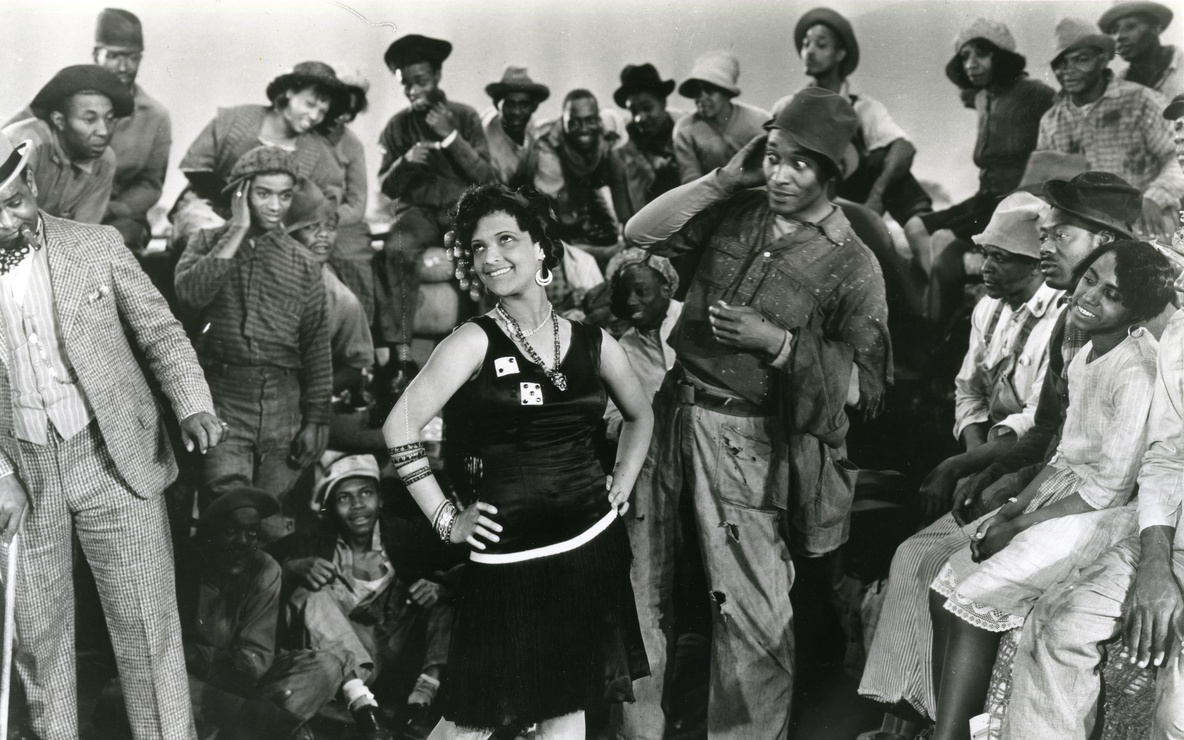 *Hallelujah.* 1929. USA. Directed by King Vidor. The Museum of Modern Art Film Study Center Special Collections