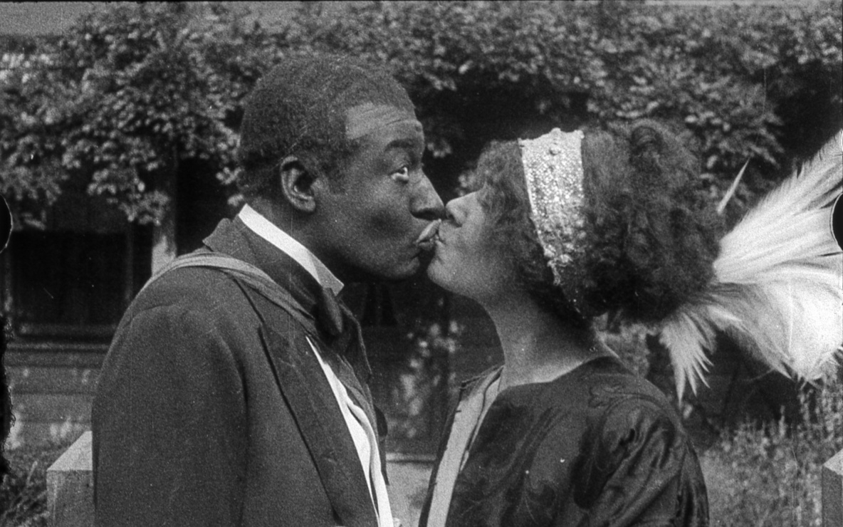 *Lime Kiln Club Field Day.* 1913/2014. USA. Directed by T. Hayes Hunter, Edwin Middleton. The Museum of Modern Art Film Study Center Special Collections