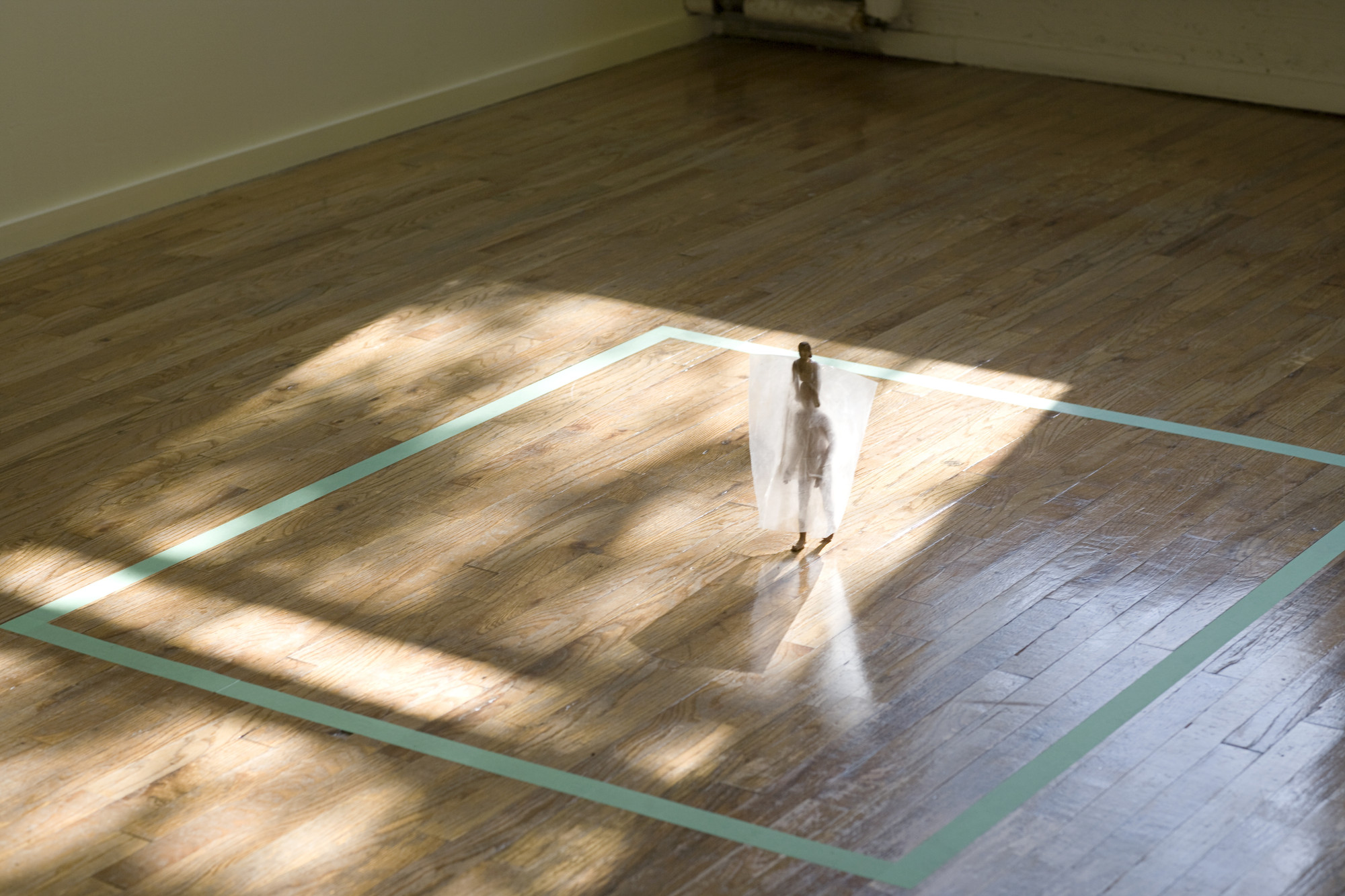 Installation view of Francis Alÿs: A Story of Deception at MoMA PS1, May 4–September 12, 2011. Photo: Matthew Septimus