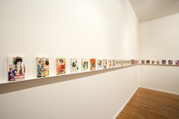 Installation view of *Rania Stephan* at MoMA PS1, October 15, 2011–July 1, 2012. Photo: Matthew Septimus