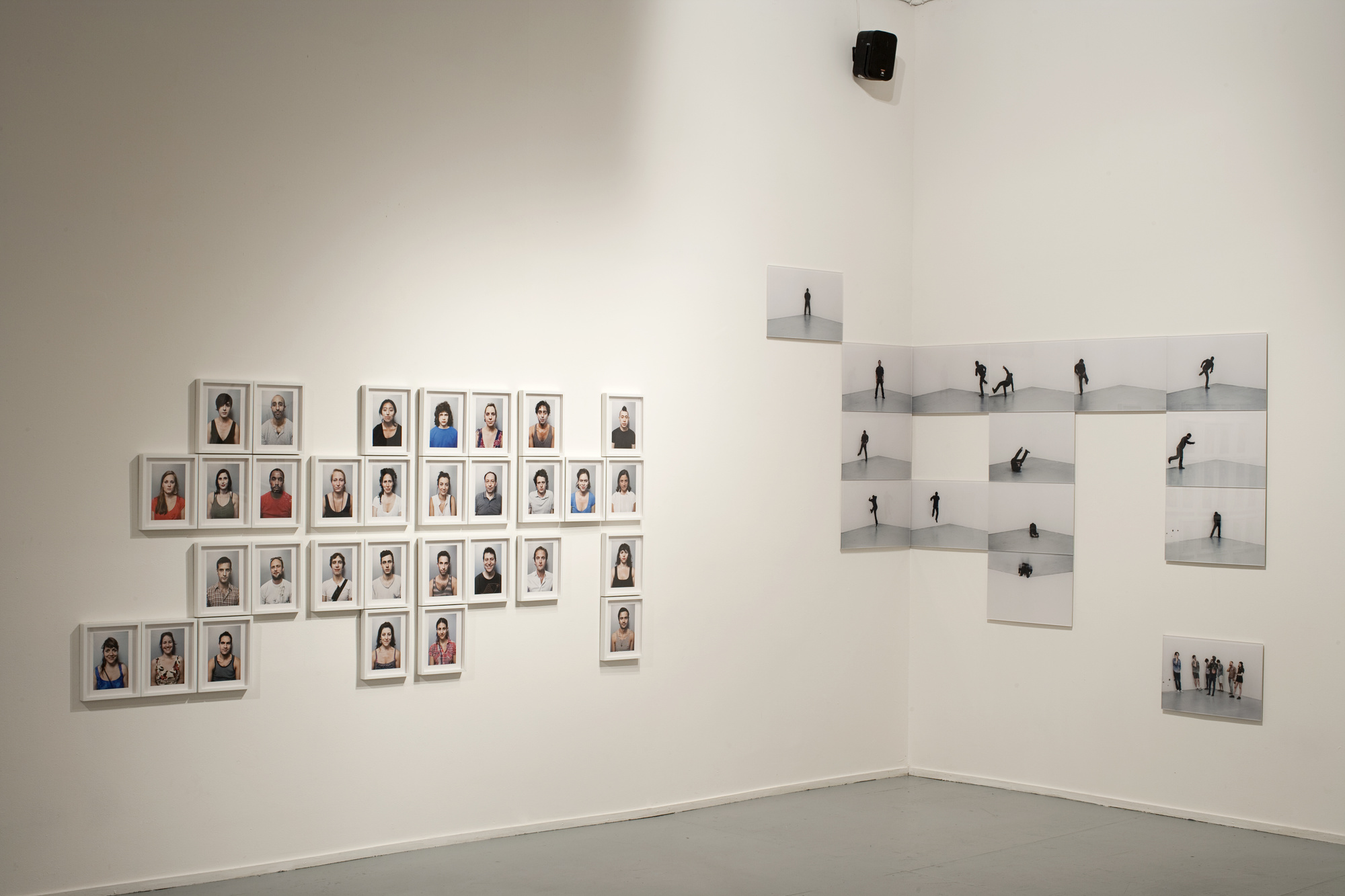 Installation view of Clifford Owens: Anthology at MoMA PS1, November 13, 2011–May 7, 2012. Photo: Matthew Septimus