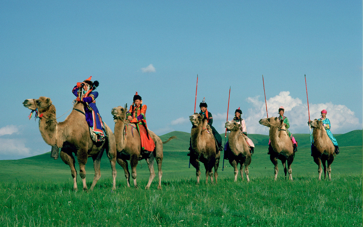 *Johanna D'Arc of Mongolia*. 1989. West Germany/France. Written and directed by Ulrike Ottinger