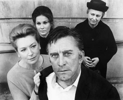 The Arrangement. 1969. USA. Written and directed by Elia Kazan