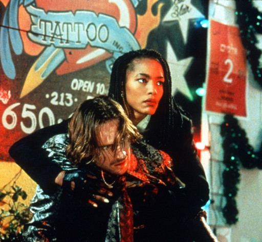 Strange Days. 1995. USA. Directed by Kathryn Bigelow. Courtesy of Photofest