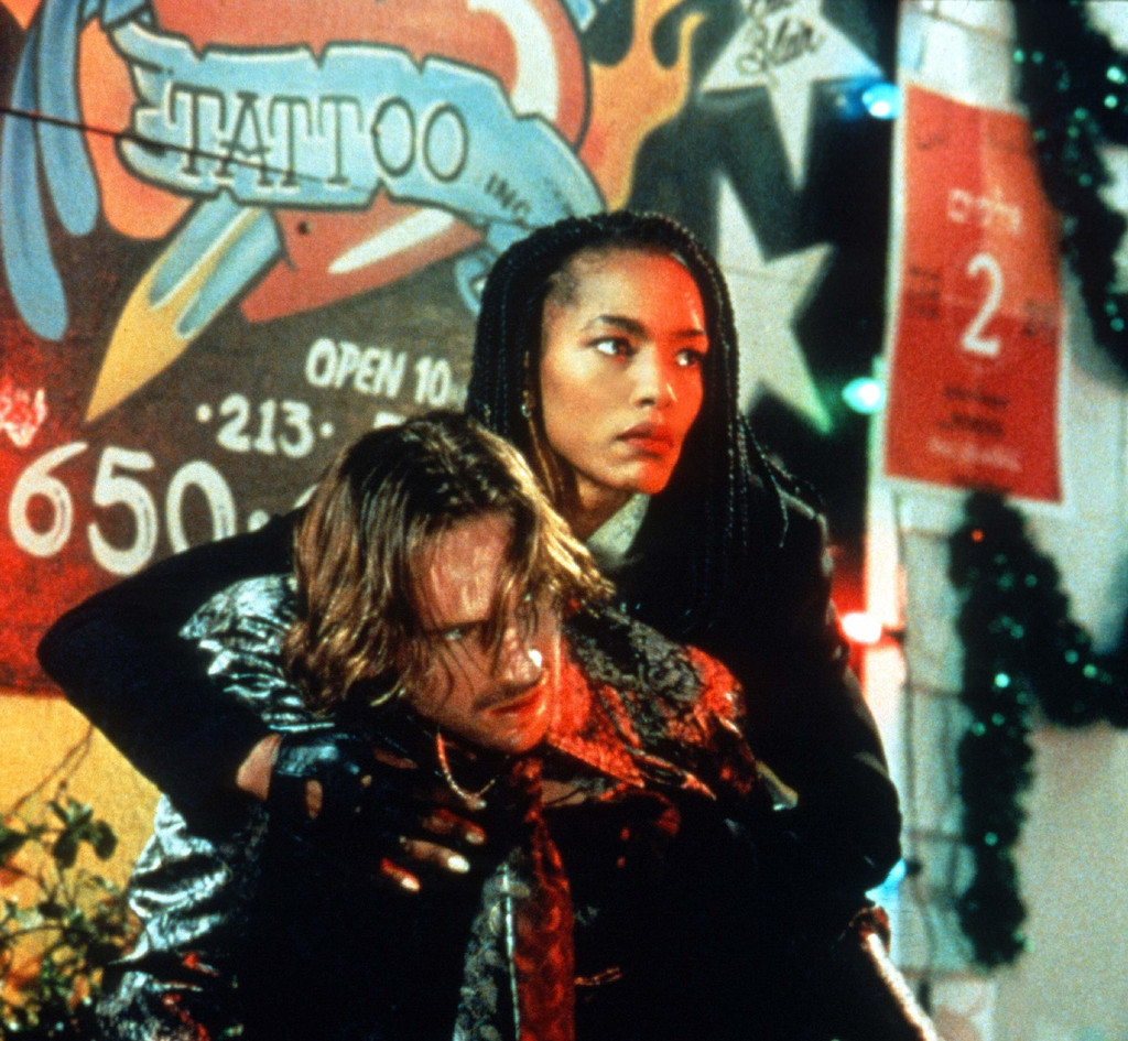 *Strange Days.* 1995. USA. Directed by Kathryn Bigelow. Courtesy of Photofest