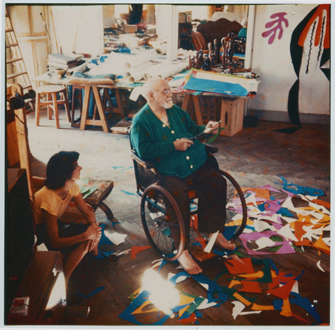 Introduction to *Henri Matisse: The Cut-Outs*
