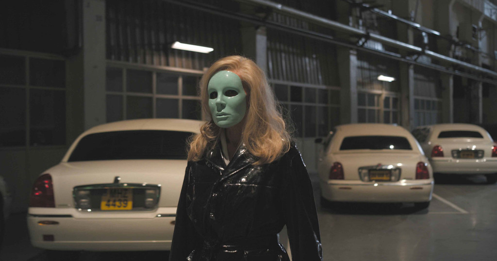*Holy Motors.* 2012. France/Germany. Written and directed by Leos Carax. Courtesy of Photofest