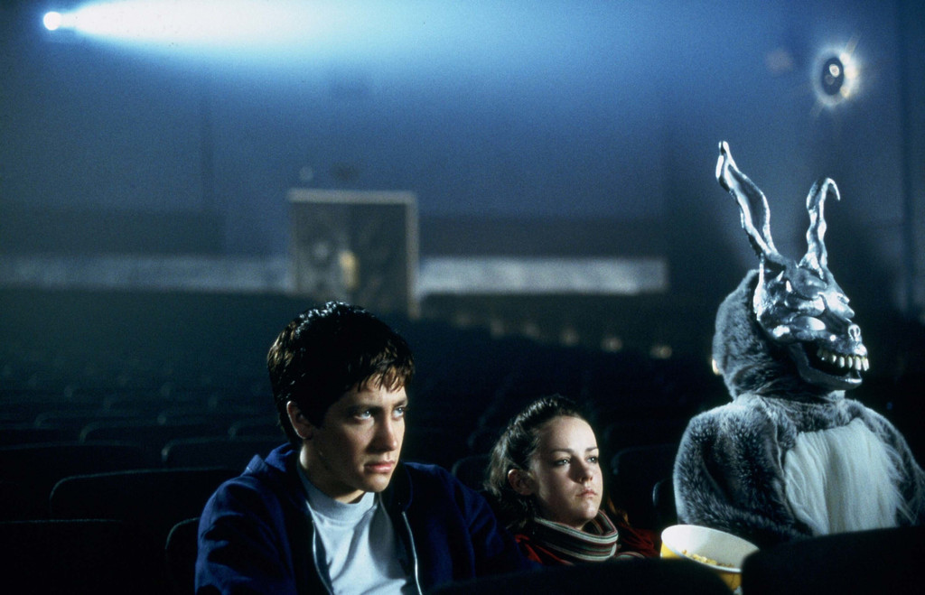 *Donnie Darko [director's cut].* 2001. USA. Written and directed by Richard Kelly. Courtesy of Photofest