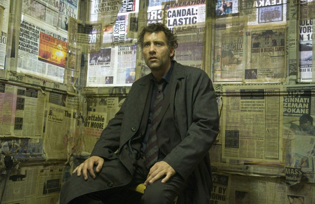 *Children of Men.* 2006. USA/Great Britain/Japan. Directed by Alfonso Cuarón. Courtesy of Photofest