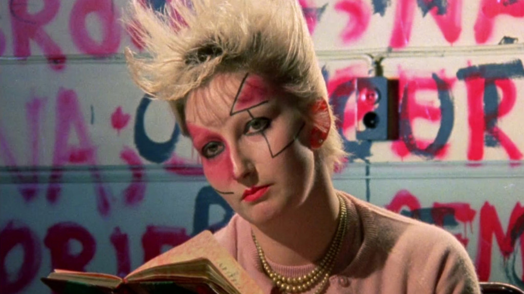 *Jubilee.* 1978. Great Britain. Written and directed by Derek Jarman. Courtesy of Screenbound Pictures LTD