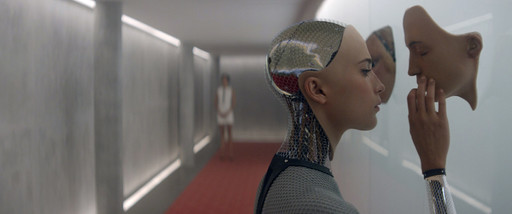 Ex Machina. 2014. USA. Written and directed by Alex Garland. Courtesy of Photofest