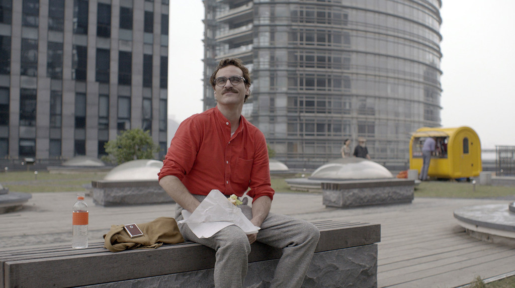 *Her.* 2013. USA. Written and directed by Spike Jonze. Courtesy of Photofest