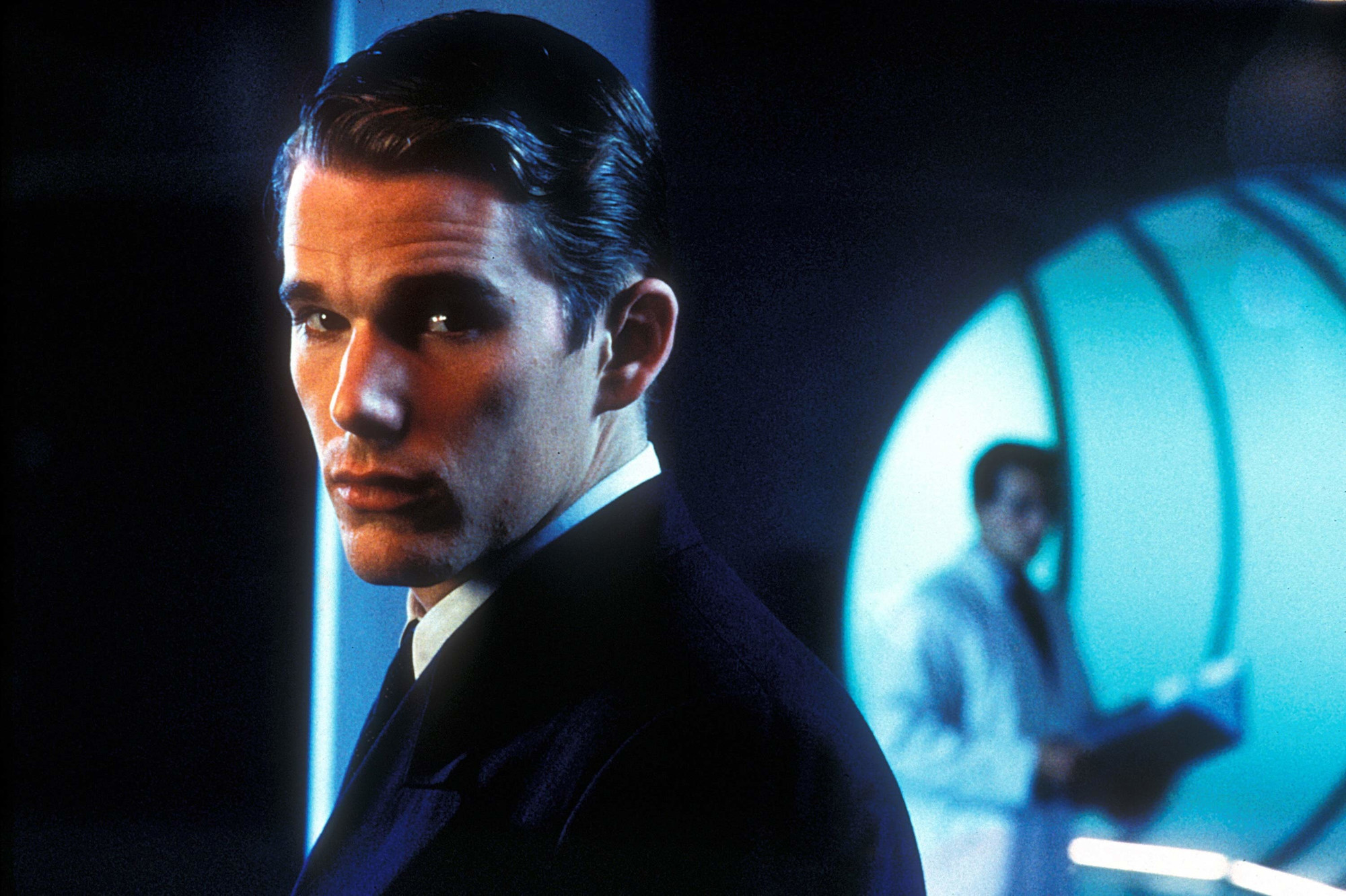 Gattaca. 1997. USA. Written and directed by Andrew Niccol. Courtesy of Photofest