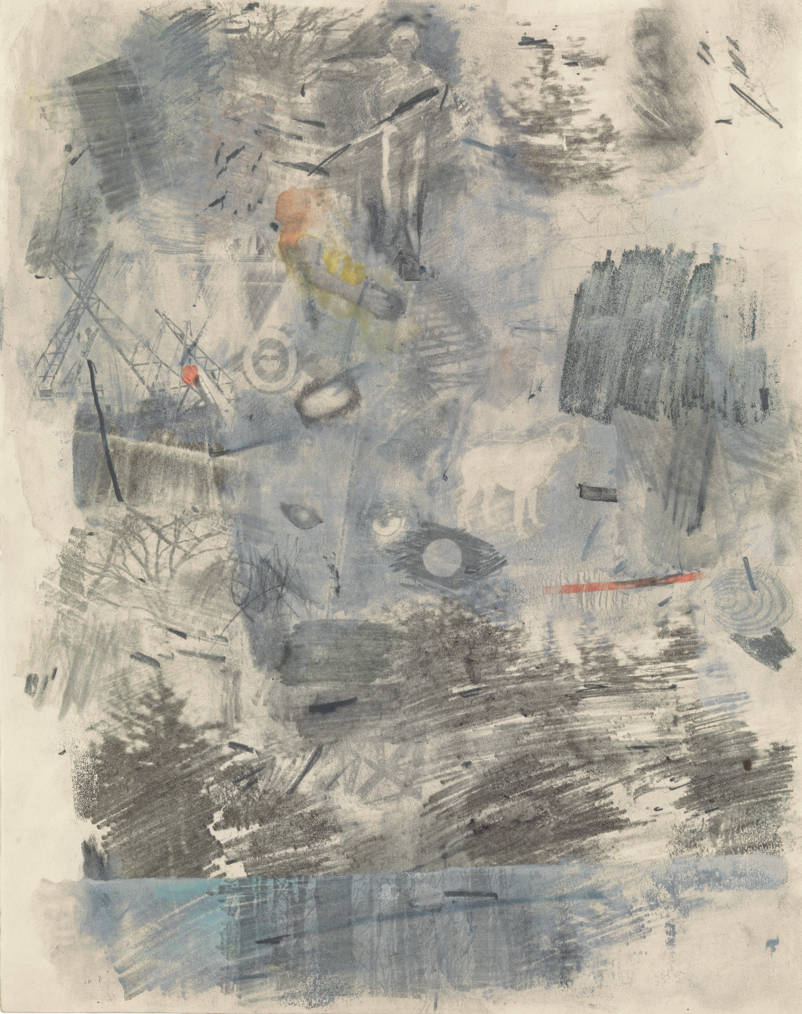Robert Rauschenberg Thirty Four Illustrations For Dante S