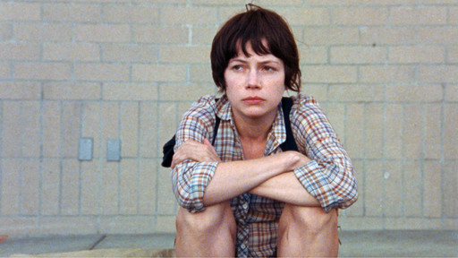 *Wendy and Lucy*. 2008. USA. Directed by Kelly Reichardt. Courtesy of Oscilloscope Pictures/Photofest. © Oscilloscope Pictures
