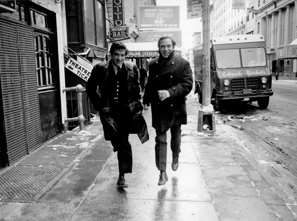*Husbands*. 1970. USA. Written and directed by John Cassavetes. Courtesy of Columbia Pictures/Photofest. © Columbia Pictures