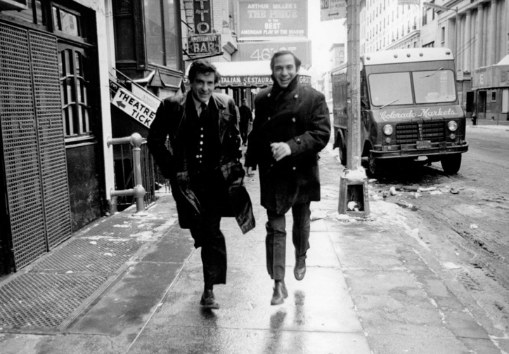 Husbands. 1970. USA. Written and directed by John Cassavetes. Courtesy of Columbia Pictures/Photofest. © Columbia Pictures
