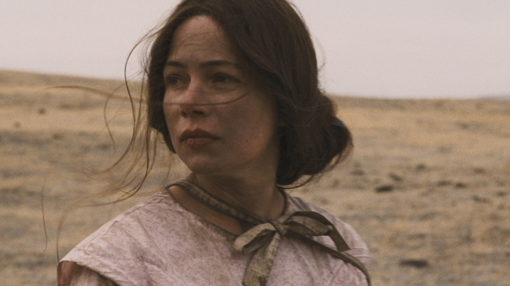 *Meek's Cutoff*. 2010. USA. Directed by Kelly Reichardt. Courtesy of the filmmaker