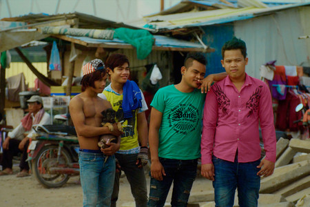 Diamond Island. 2016. Cambodia/France/Germany/Qatar/Thailand. Directed by Davy Chou. Courtesy of Les Films du Losange