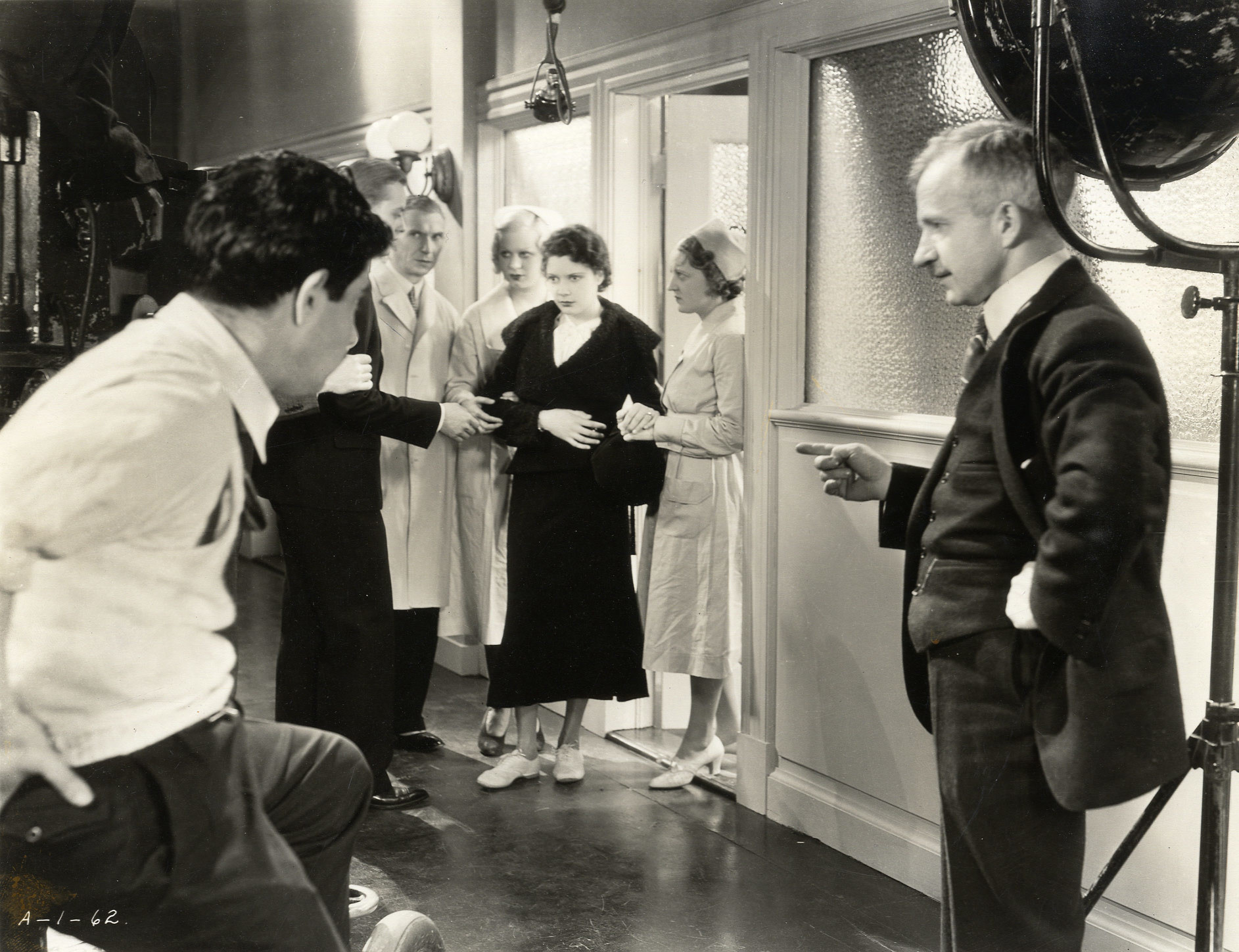 Damaged Lives. 1933. USA. Directed by Edgar G. Ulmer