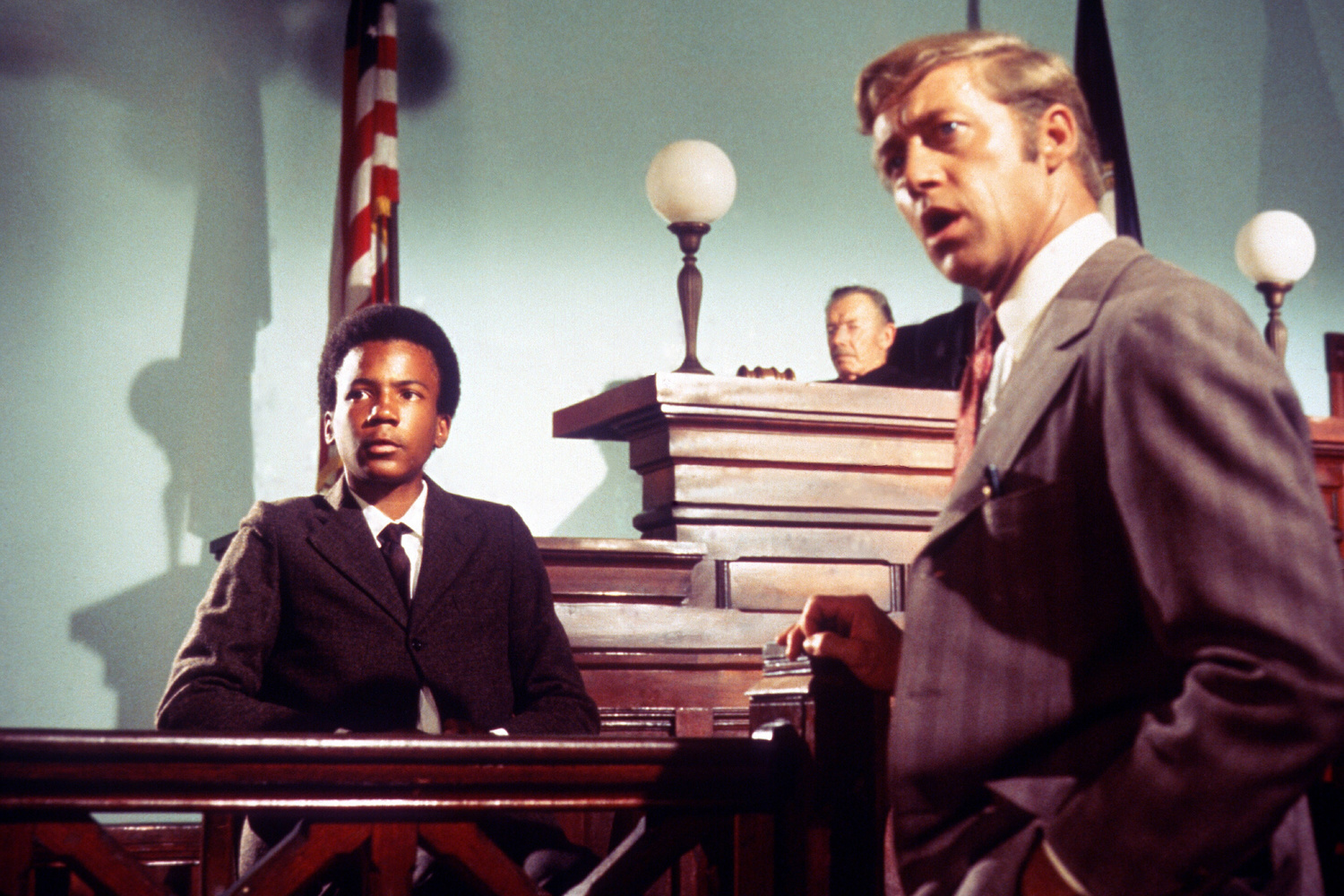 The Learning Tree. 1969. USA. Directed by Gordon Parks. Courtesy of Warner Bros./Photofest. © Warner Bros.