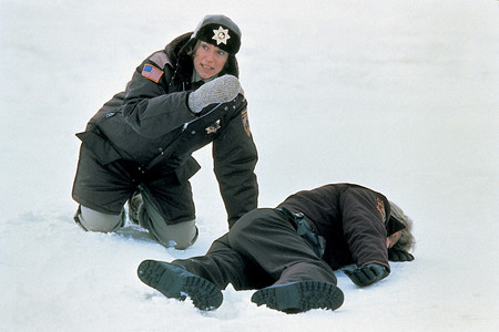 Fargo. 1996. USA. Written and directed by Joel Coen, Ethan Coen. Acquired from the filmmakers
