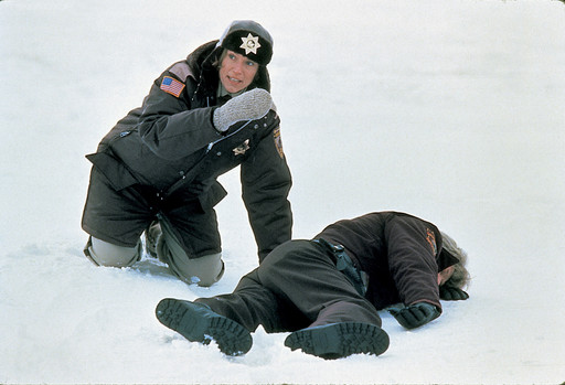 *Fargo*. 1996. USA. Written and directed by Joel Coen, Ethan Coen. Acquired from the filmmakers