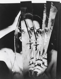 "Carolee Schneemann. Eye Body: 36 Transformative Actions for Camera. 1963/2005. Eighteen gelatin silver prints. 24 x 20"" each (61 x 50.8 cm). The Museum of Modern Art, New York. Gift of the artist. © 2017 Carolee Schneemann. Courtesy the artist, P.P.O.W, and Galerie Lelong, New York. Photos: Erró"