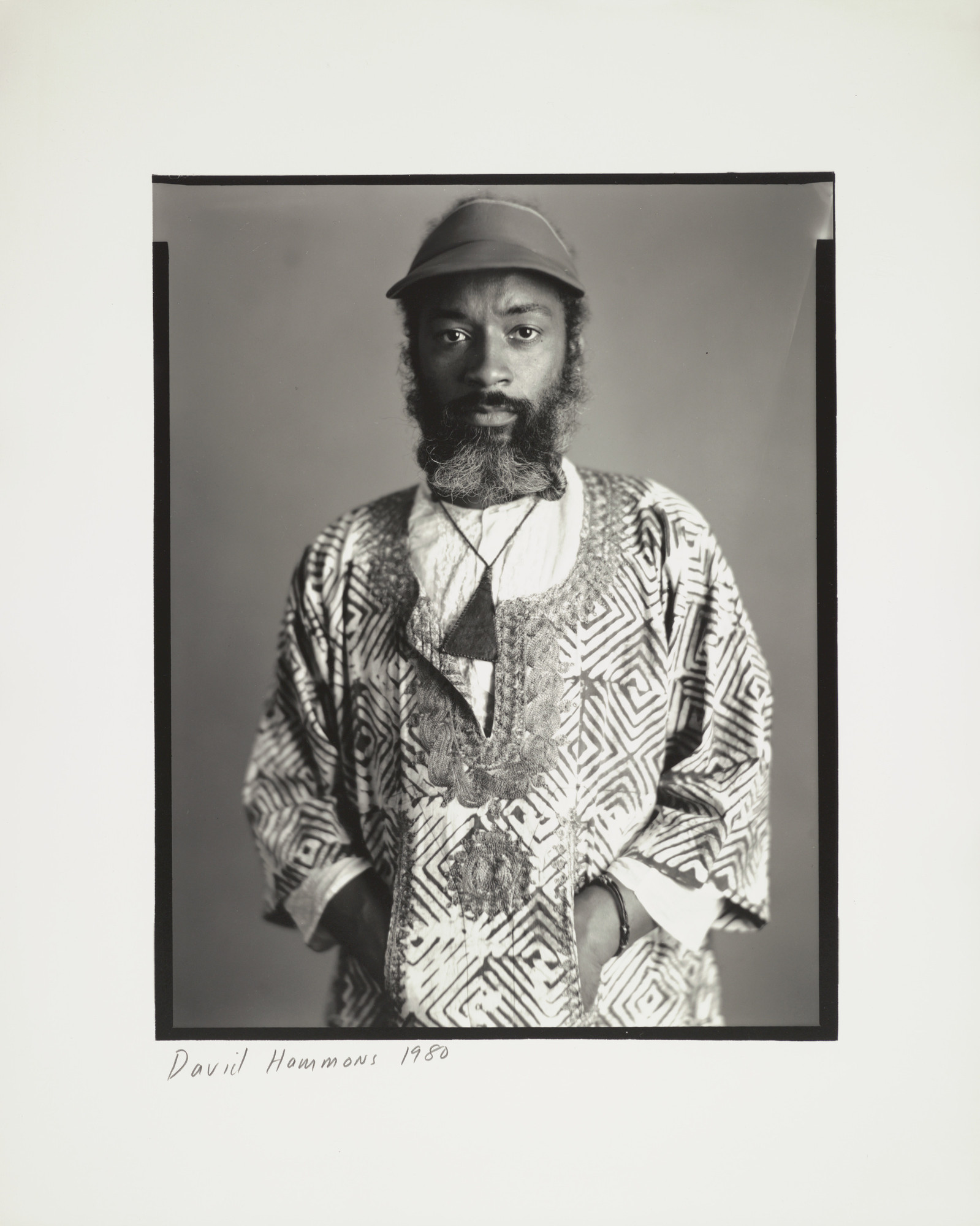 David hammons portrait