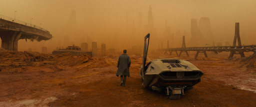 Blade Runner 2049. 2017. USA/Great Britain/Canada. Directed by Denis Villeneuve. Courtesy of Warner Bros.