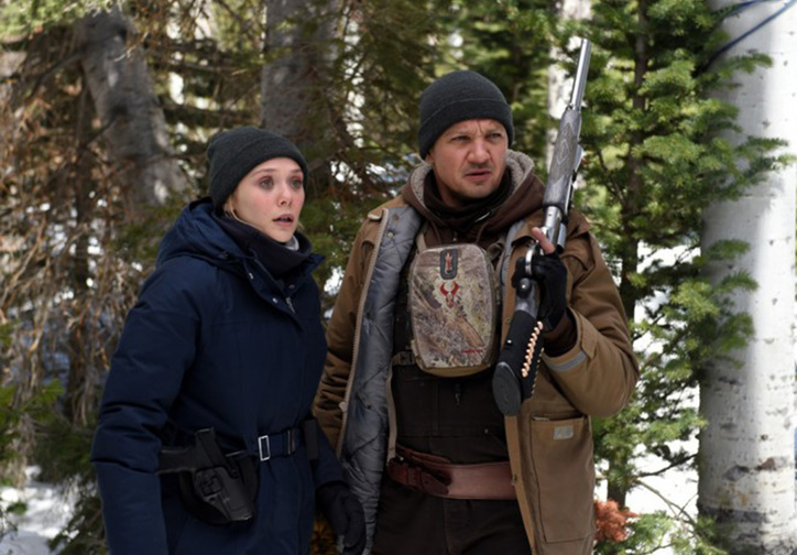 Wind River. 2017. USA. Directed by Taylor Sheridan. Image courtesy of The Weinstein Company