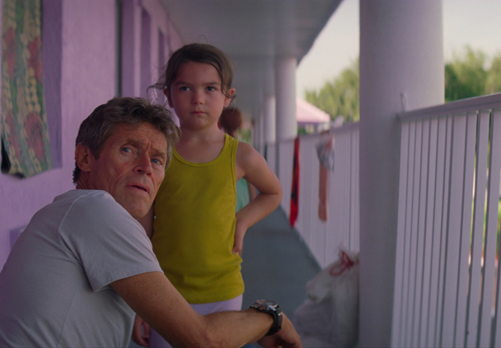 The Florida Project. 2017. USA. Directed by Sean Baker. Courtesy of A24 Films