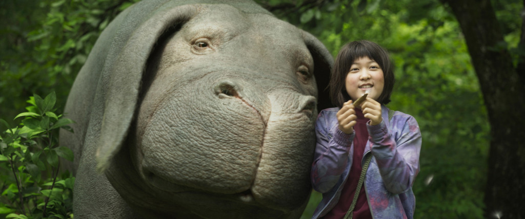 *Okja*. 2017. South Korea/USA. Directed by Bong-Joon Ho. Courtesy of Netflix