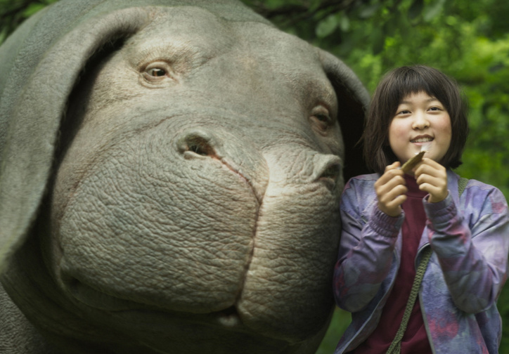 Okja. 2017. South Korea/USA. Directed by Bong-Joon Ho. Courtesy of Netflix