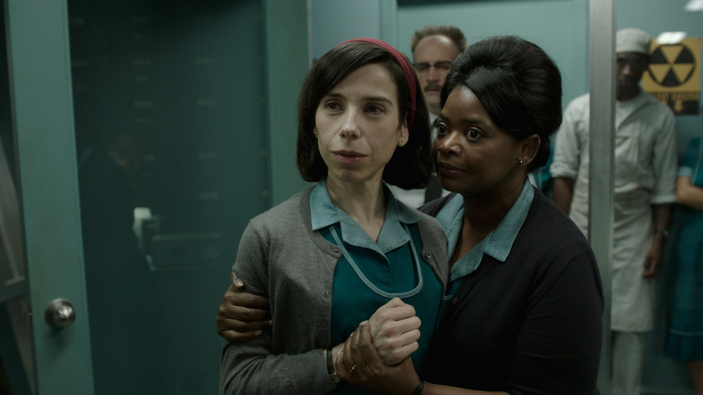 *The Shape of Water*. 2017. USA. Directed by Guillermo del Toro. Courtesy of Fox Searchlight