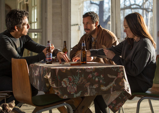 The Meyerowitz Stories (New and Selected). 2017. USA. Directed by Noah Baumbach. Courtesy of Netflix