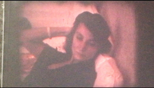Still from Edit DeAk's Beyond Genre film cycle. c. 1977. Courtesy of Patrick Fox, with thanks to the estate of Edit DeAk