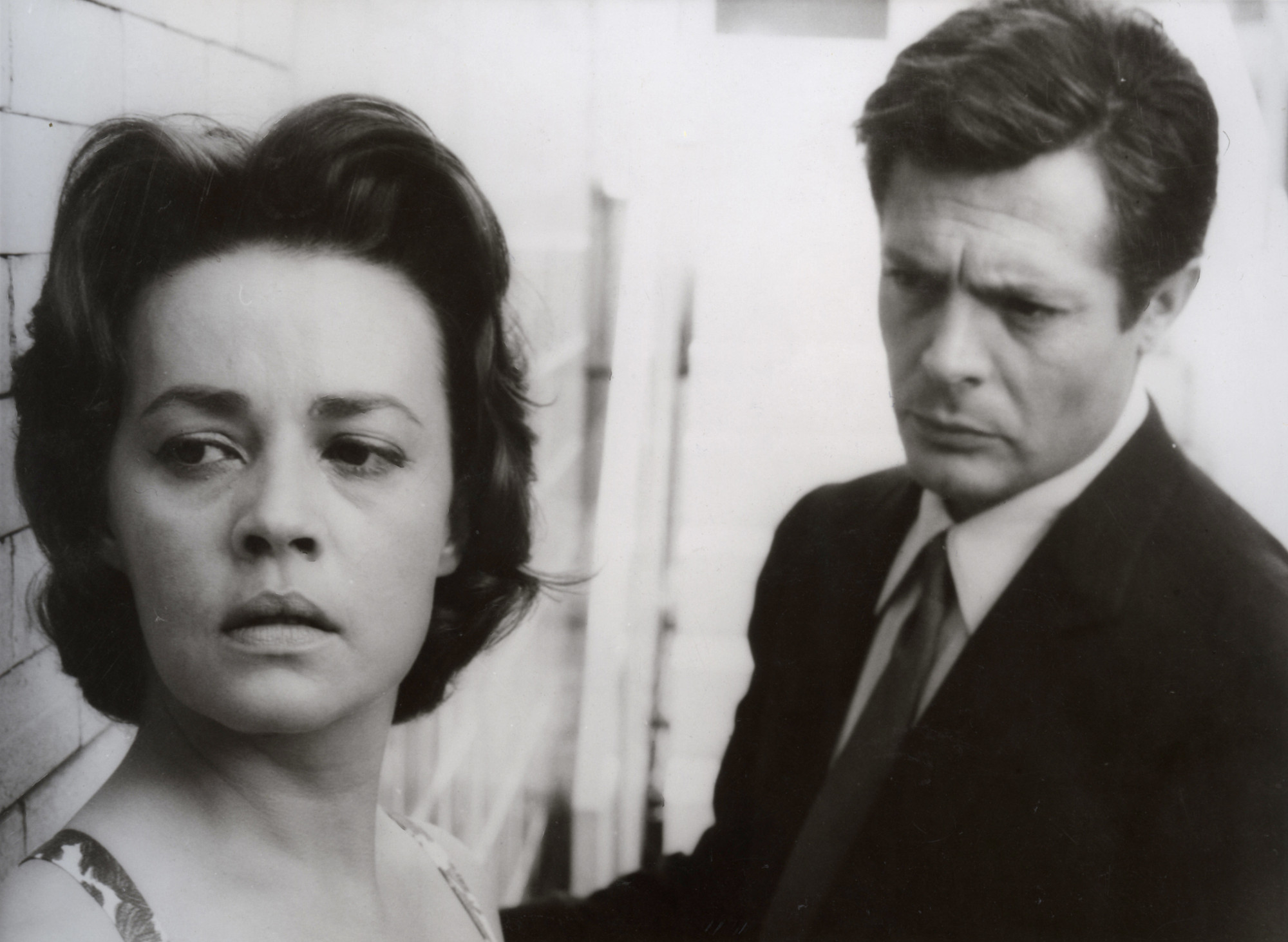 La notte. 1961. Italy/France. Directed by Michelangelo Antonioni. The Museum of Modern Art Film Stills Archive