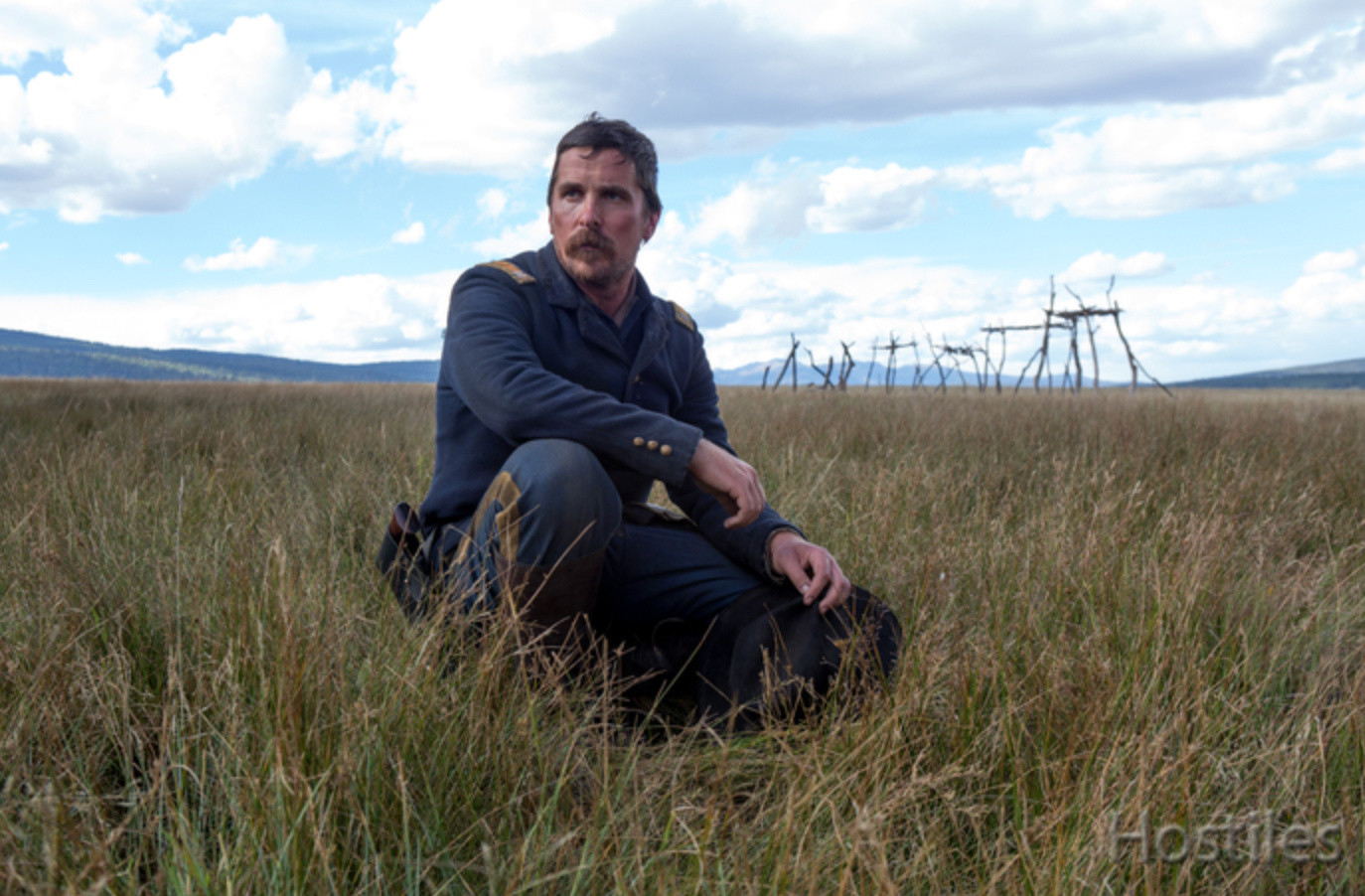 Hostiles. 2017. USA. Directed by Scott Cooper