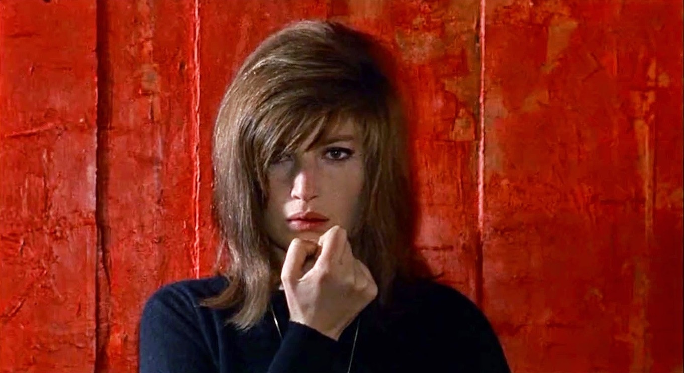 Red Desert. 1964. Italy. Directed by Michelangelo Antonioni. Courtesy of Rizzoli Films/Photofest. © Rizzoli Films
