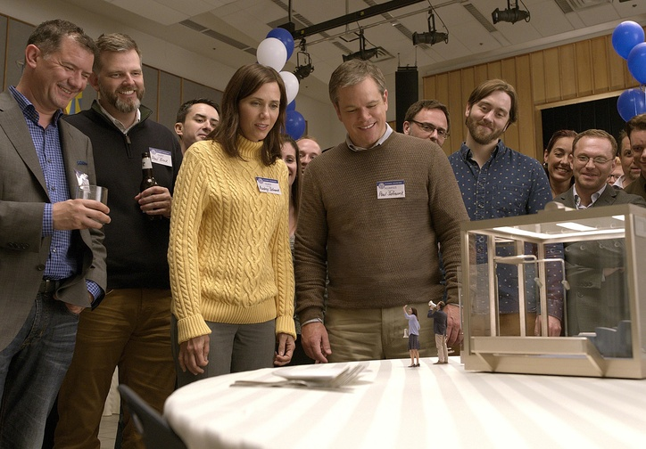 Downsizing. 2017. USA. Directed by Alexander Payne. Courtesy of Paramount Pictures