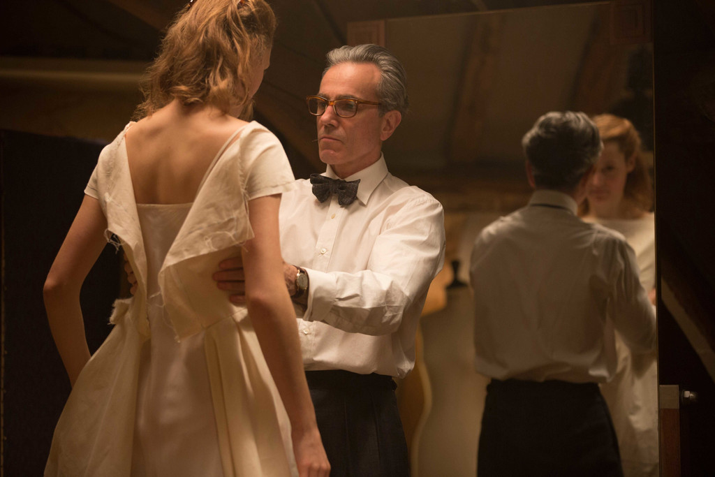 *Phantom Thread*. 2017. USA. Directed by Paul Thomas Anderson. Courtesy of Focus Features