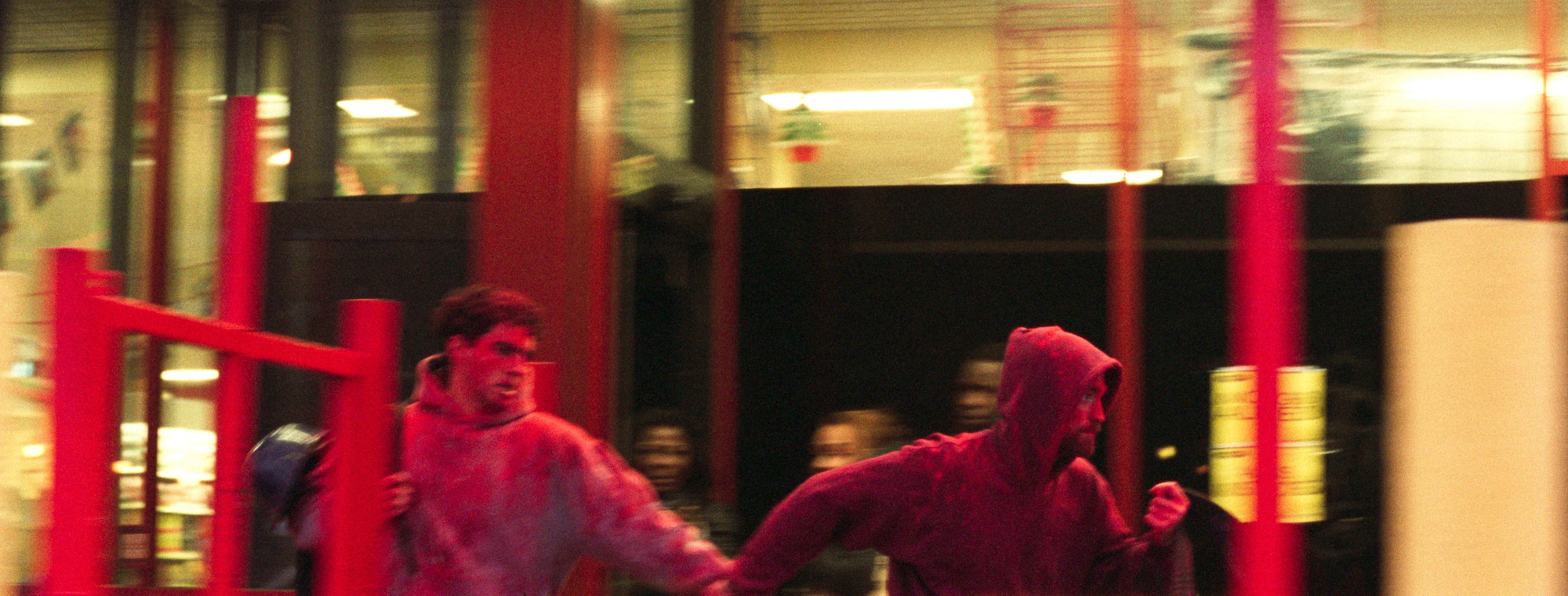 Good Time. 2017. USA. Directed by Josh Safdie, Benny Safdie. Courtesy of A24 Films
