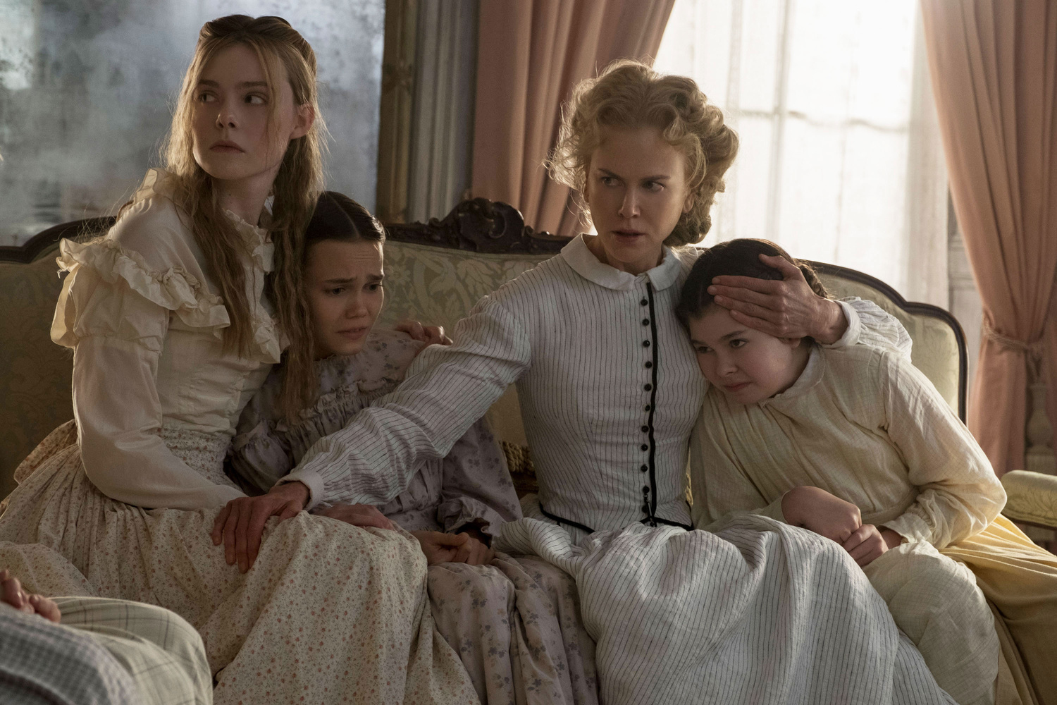The Beguiled. 2017. USA. Directed by Sofia Coppola. Courtesy of Focus Features