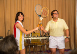 Battle of the Sexes. 2017. USA. Directed by Jonathan Dayton, Valerie Faris. Courtesy of Fox Searchlight