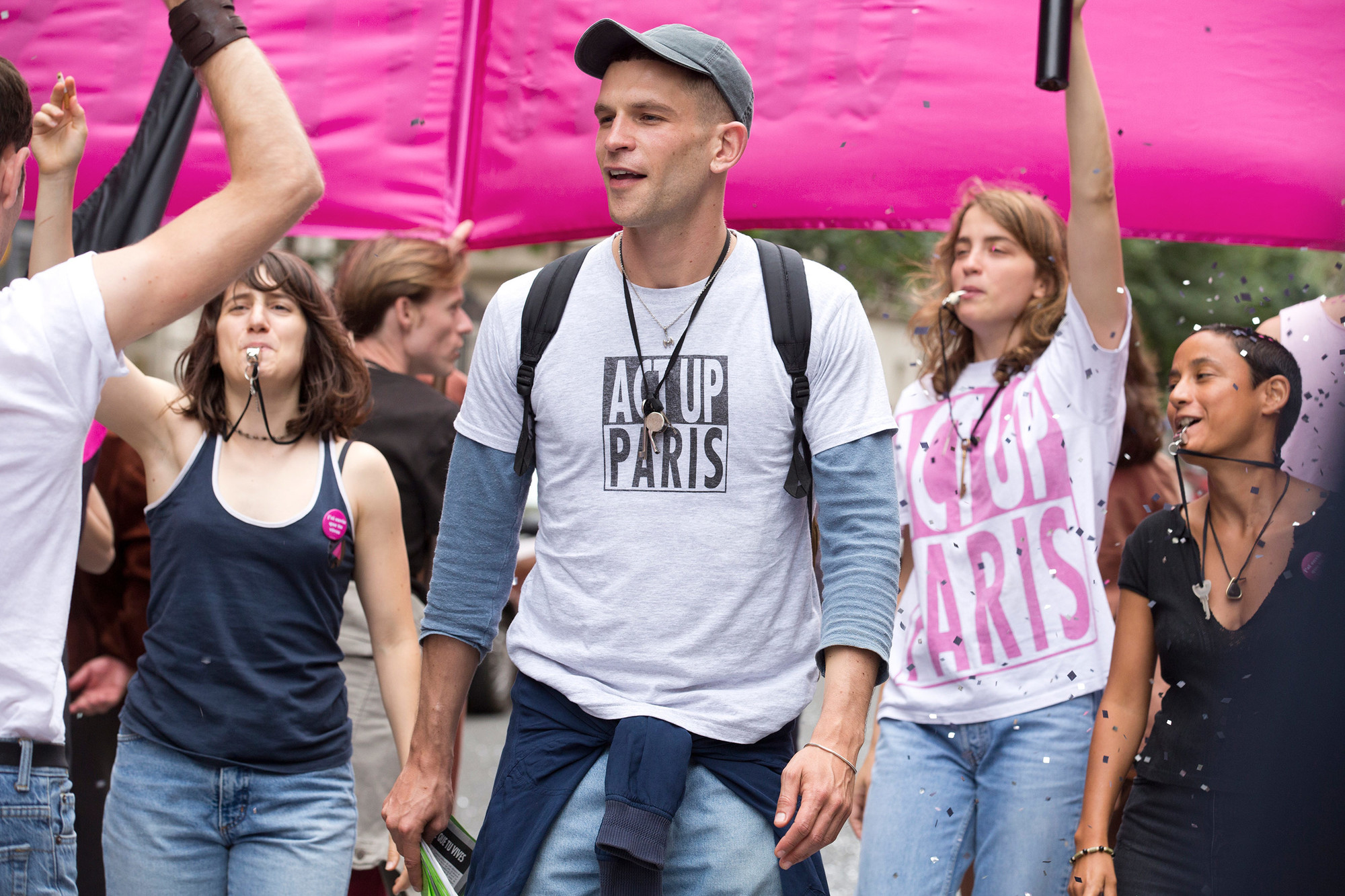 BPM (Beats Per Minute). 2017. France. Directed by Robin Campillo. Courtesy of The Orchard