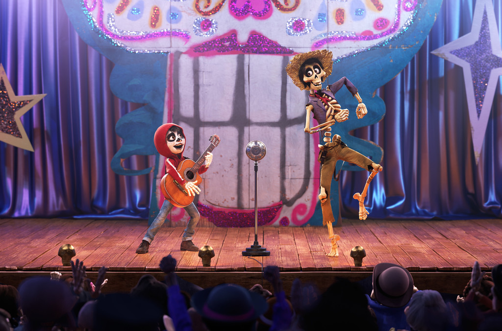 *Coco. 2017*. USA. Directed by Lee Unkrich, Adrian Molina.